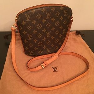 Louis Vuitton Monogram Drouot Crossbody Bag
